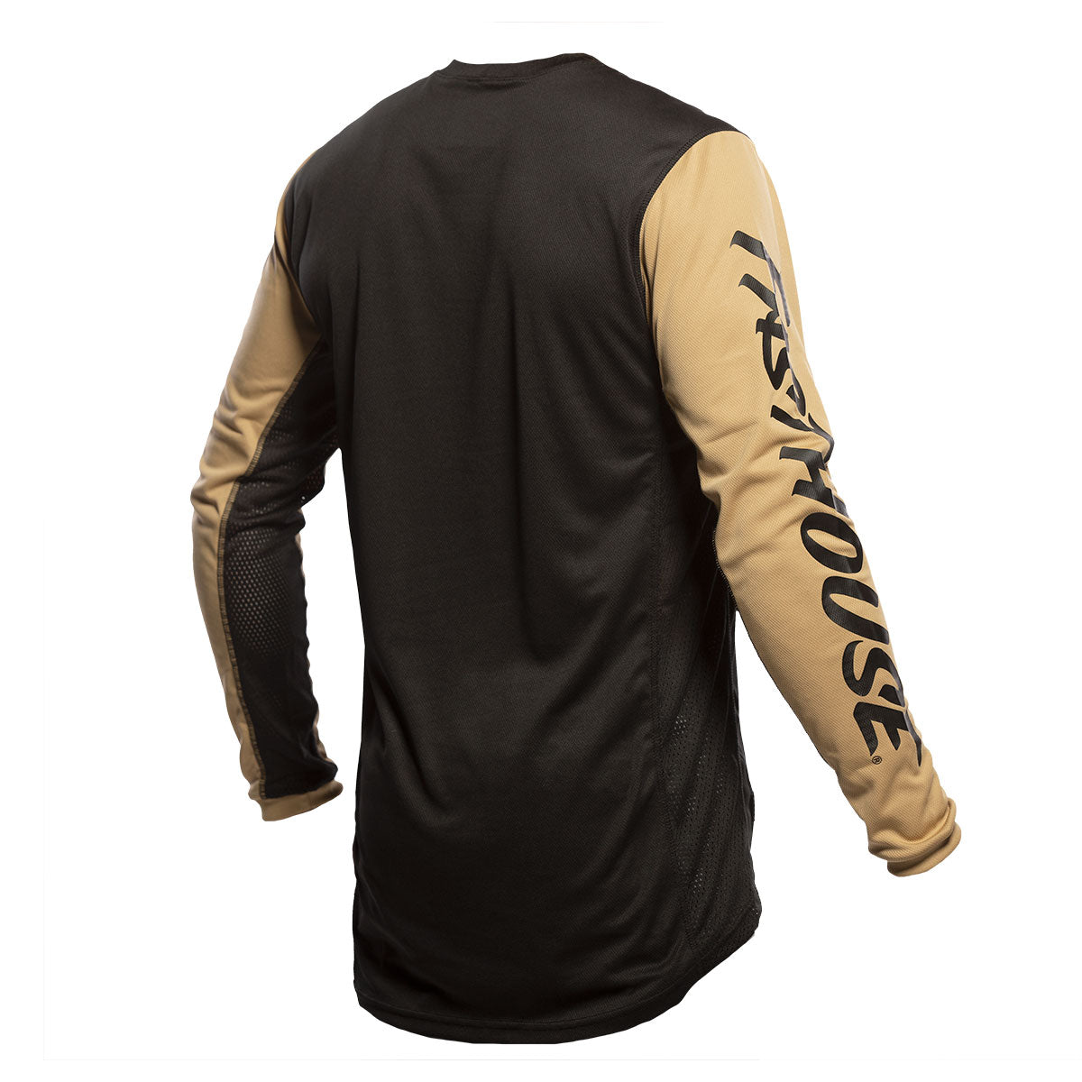 Strike Jersey - Black/Khaki