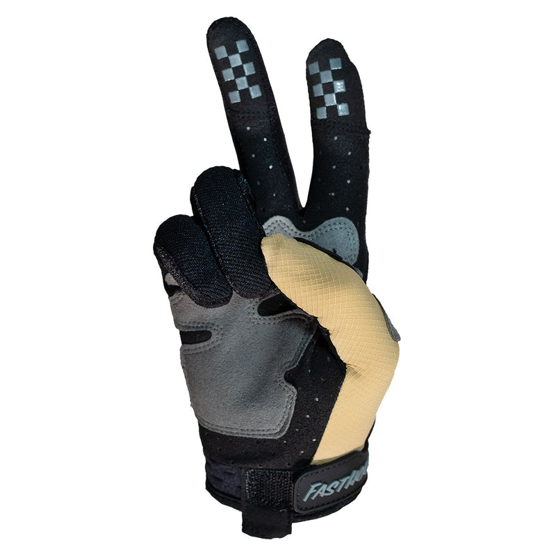 Strike Off-Road Glove - Khaki/Black