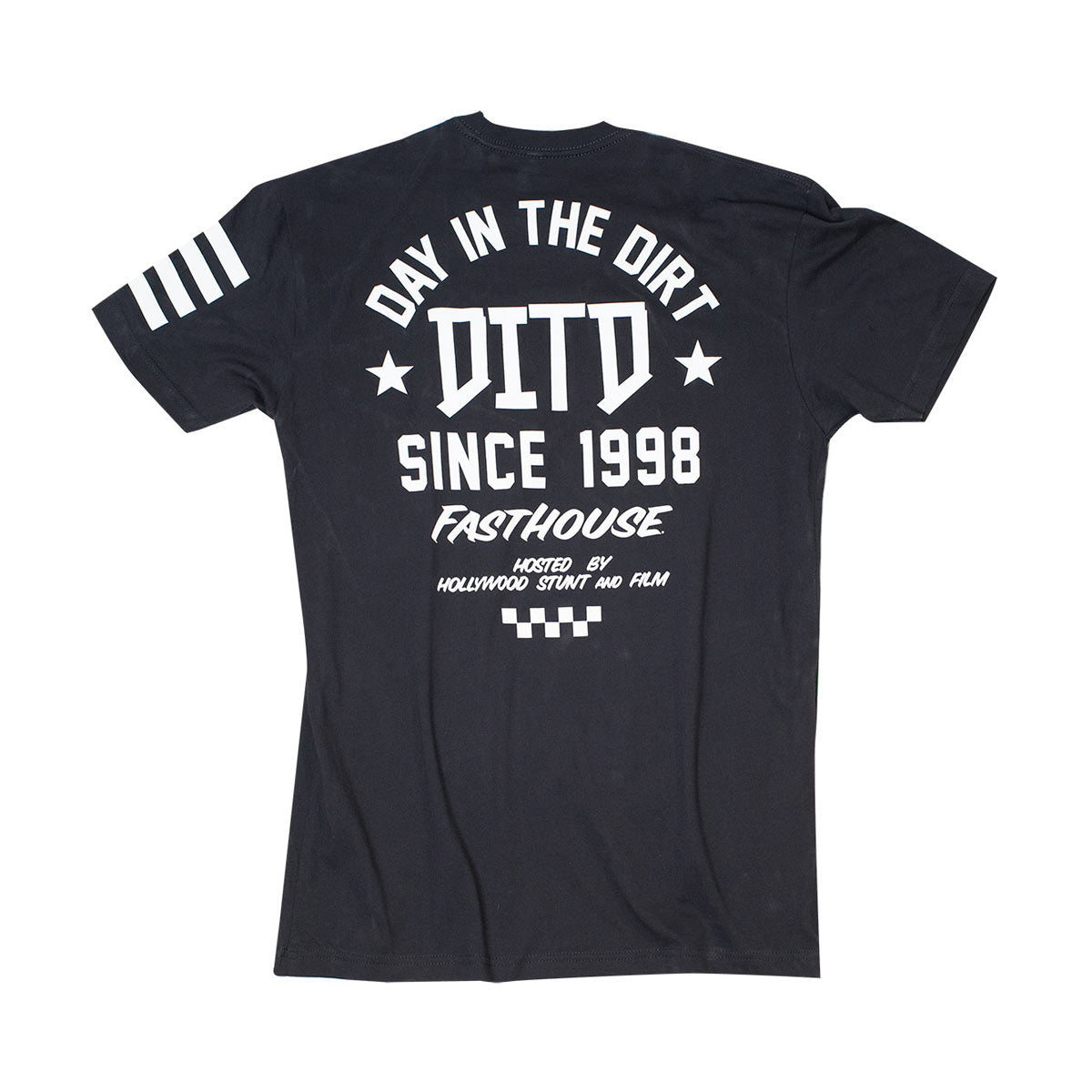 Day in the Dirt 23 Notorious Youth Tee - Black