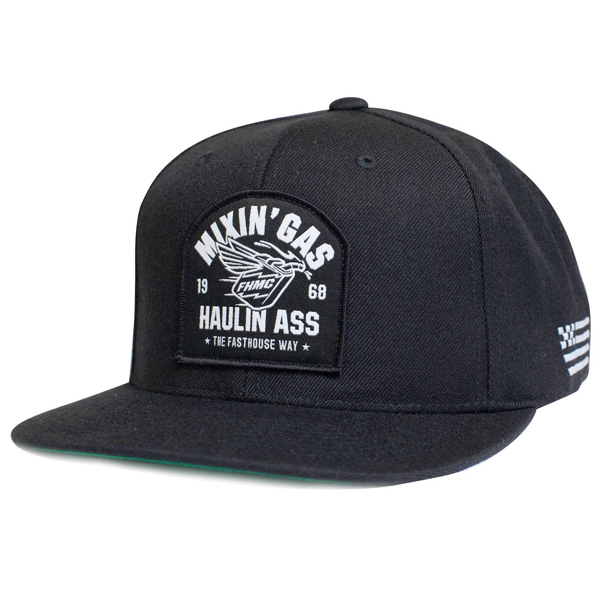 Still Smoking '20 Hat - Black