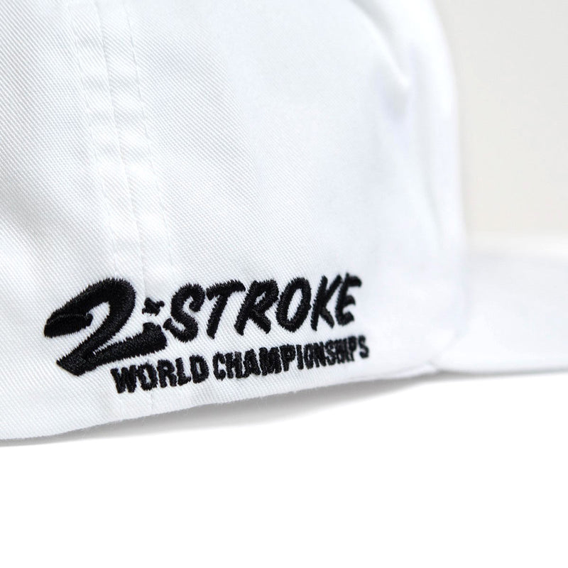Still Smoking '20 Hat - White