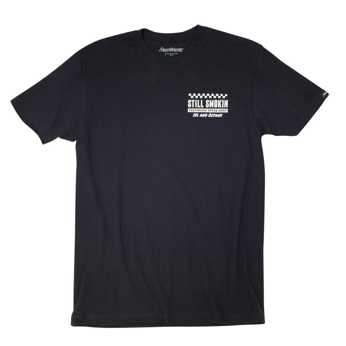 Still Smoking '20 Tee - Black