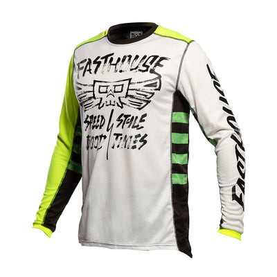 Tribe Youth Jersey - Yellow/Hi-Viz