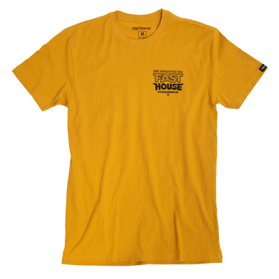 Weekend Tee - Vintage Gold