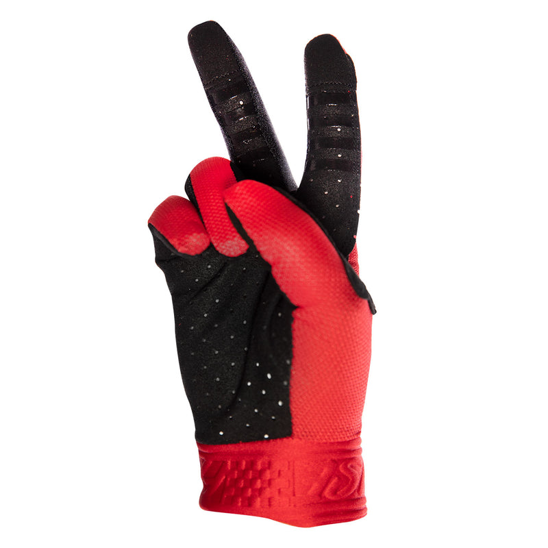 Wheeler Glove - Red