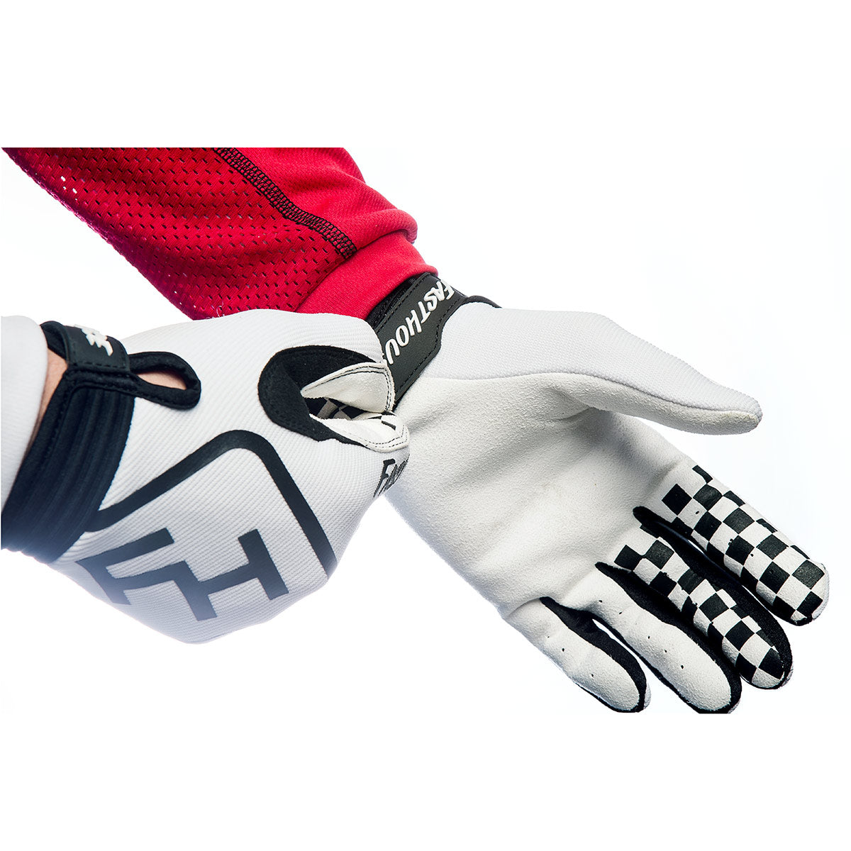 Fasthouse - Speed Style Glove - White