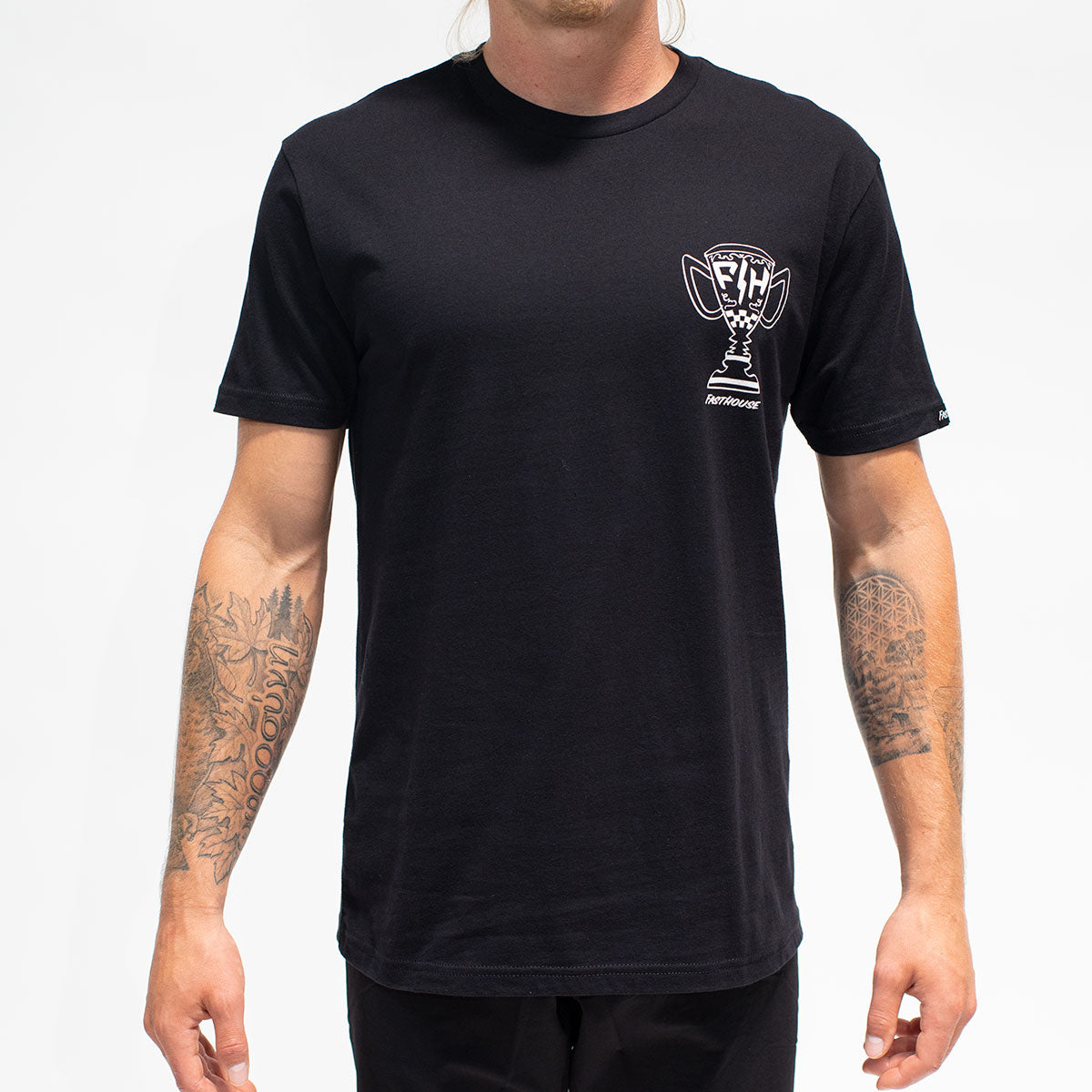 Wreckers Tee - Black