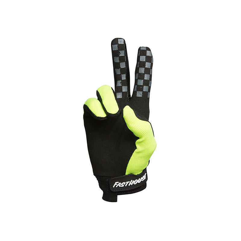 Fasthouse Speed Style Youth Glove Flo Yellow