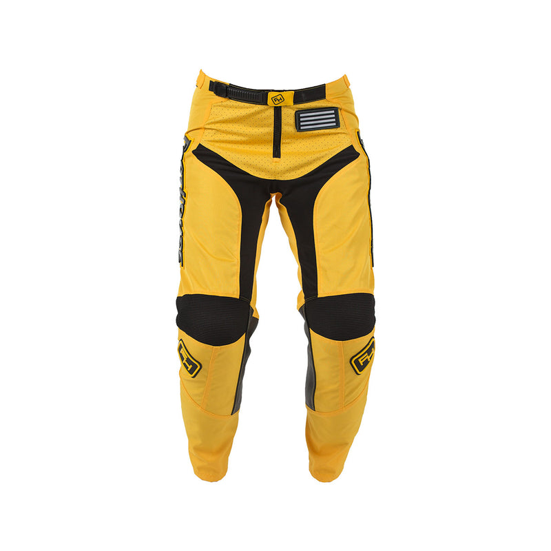 Fasthouse Grindhouse Youth Pant Yellow
