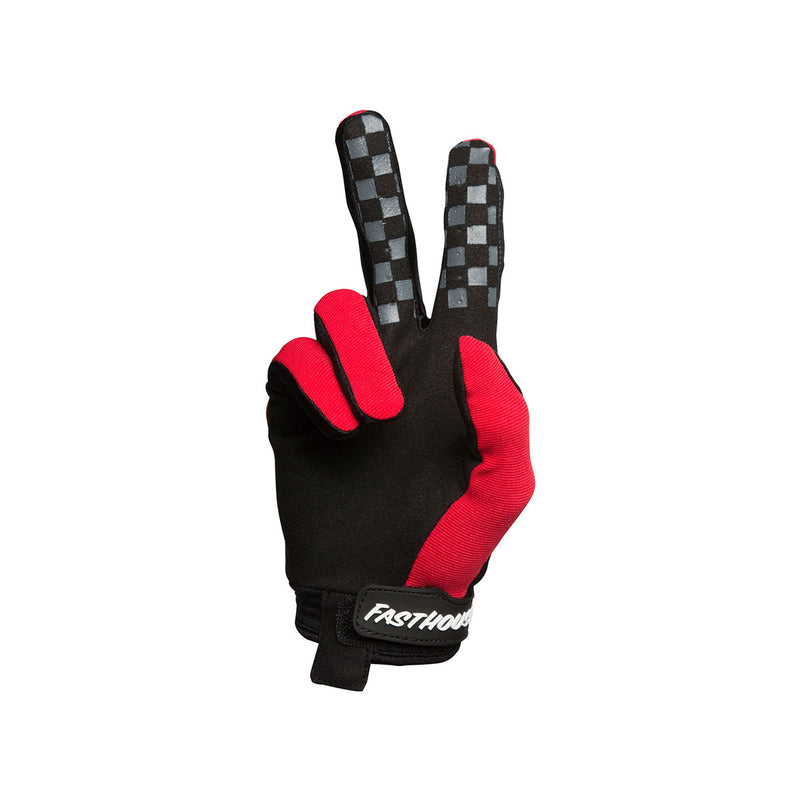 Speed Style Youth Glove - Red