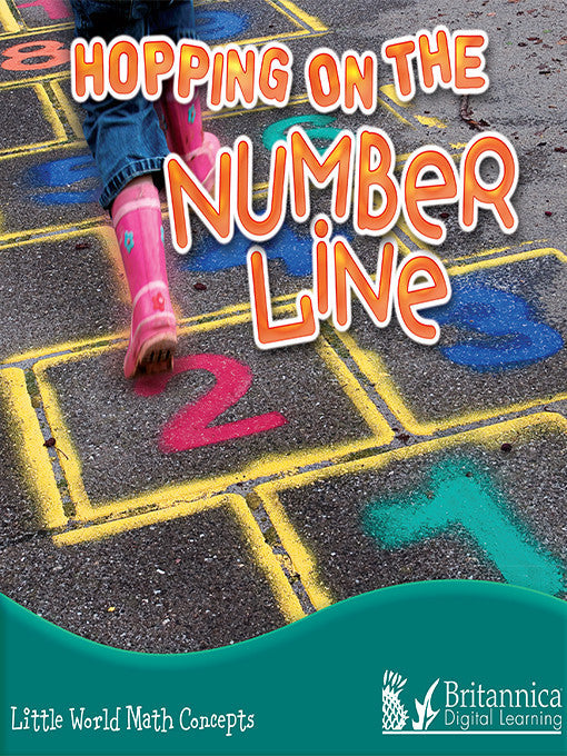 Hopping on the Number Line