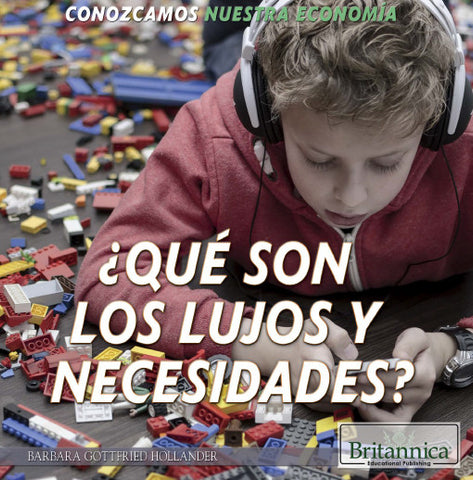 ¿Qué son los lujos y necesidades? (What Are Wants and Needs?)