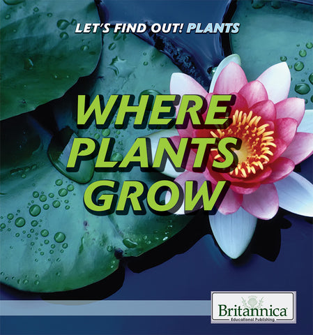 Where Plants Grow