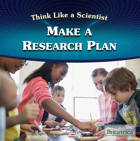 Make a Research Plan