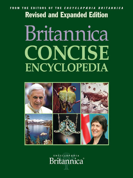 Britannica Concise Encyclopedia