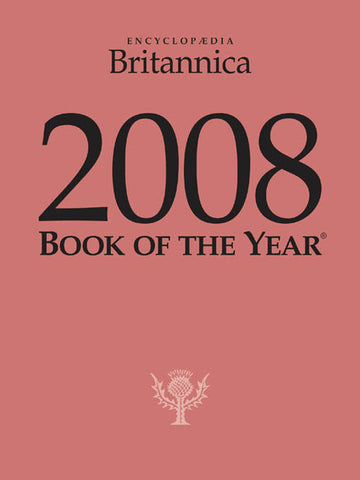 Britannica Book of the Year 2008