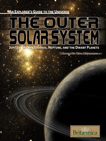 The Outer Solar System: Jupiter, Saturn, Uranus, Neptune and the Dwarf Planets