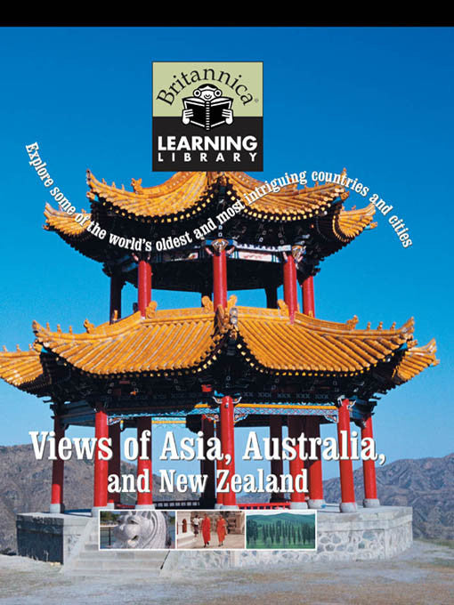 Views of Asia, Australia, and New Zealand