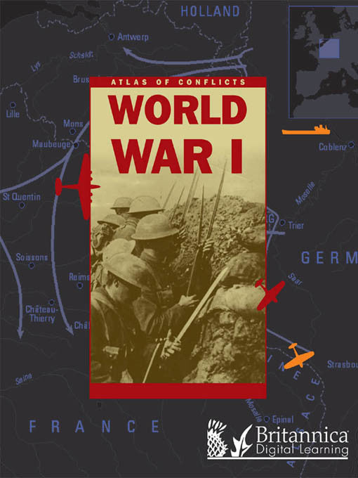 World War I (Atlas of Conflicts)