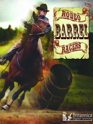 Rodeo Barrel Racers