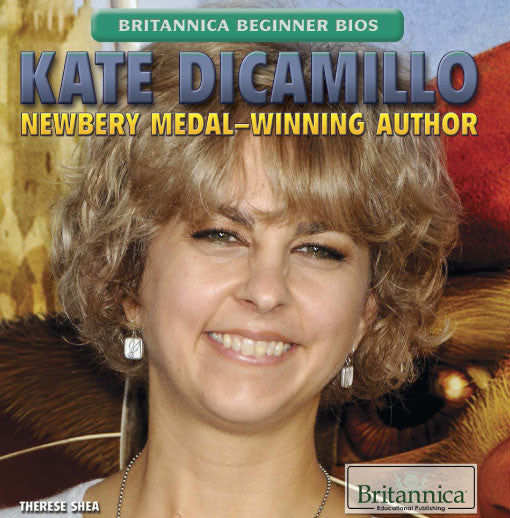 Kate DeCamillo: Newberry Award-Winning Author