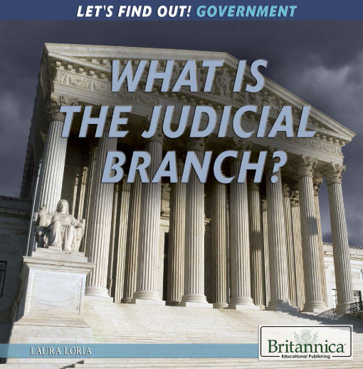 What is the Judicial Branch?