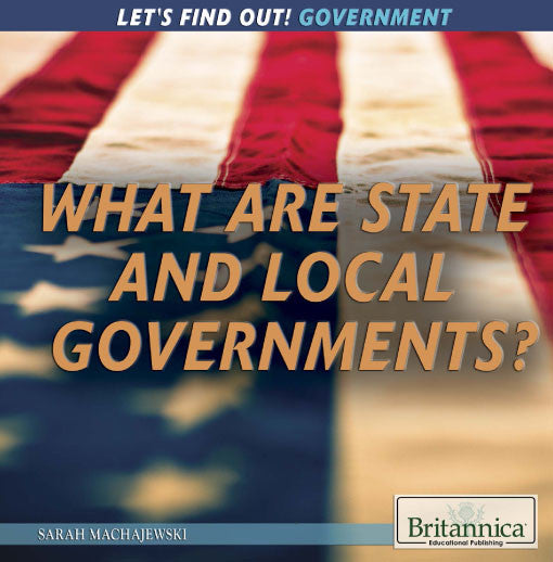What are State and Local Government?