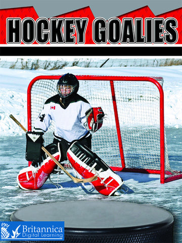 Hockey Goalies