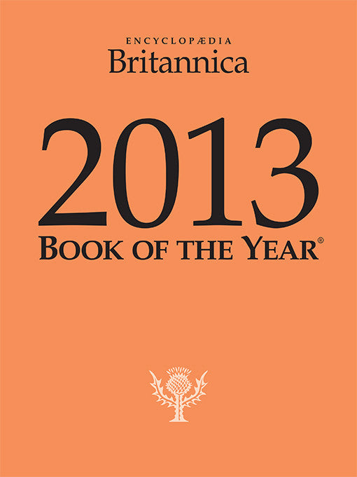 Britannica Book of the Year 2013