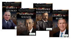 Pivotal Presidents: Profiles in Leadership III Series (NEW!)