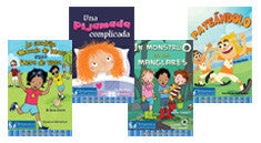Libros por capítulos para principiantes (Beginning Chapter Books) Series (NEW!)