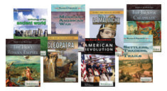 Middle School World History Collection 2018