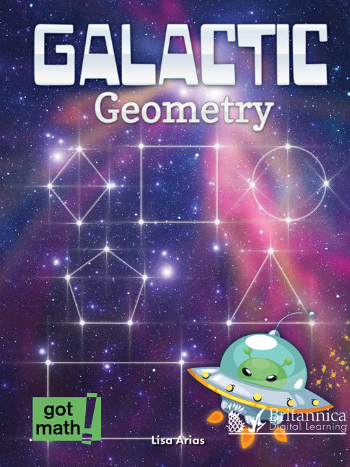 Galactic Geometry: Two-Dimensional Figures