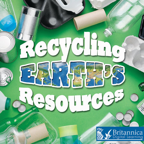 Recycling Earth's Resources