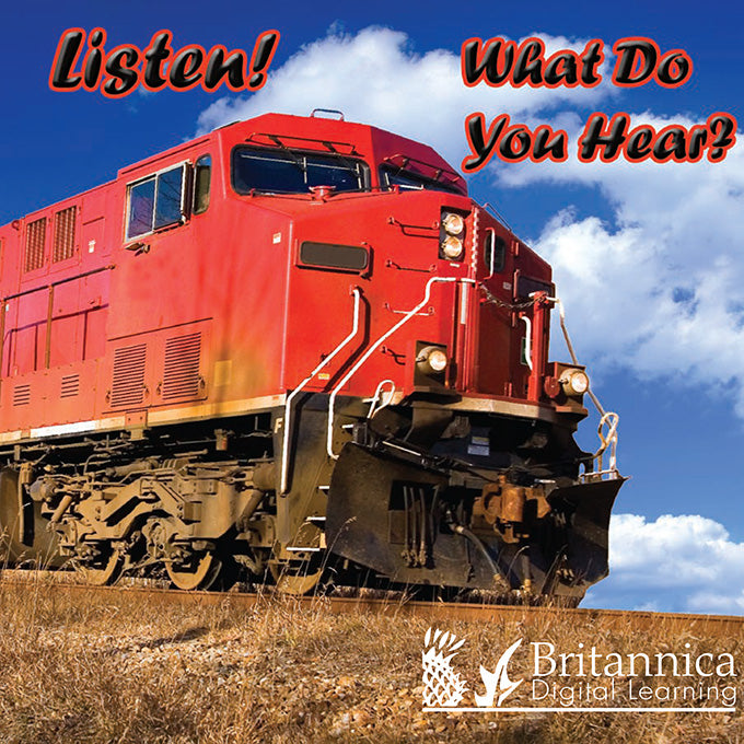 Listen! What Do You Hear?
