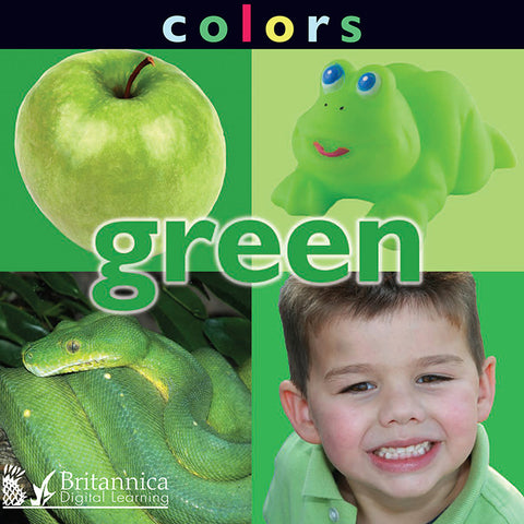 Colors: Green