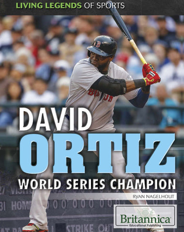 David Ortiz: World Series Champion