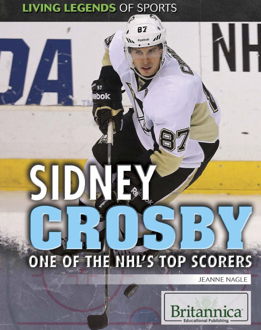 Sidney Crosby: The NHL's Top Scorer