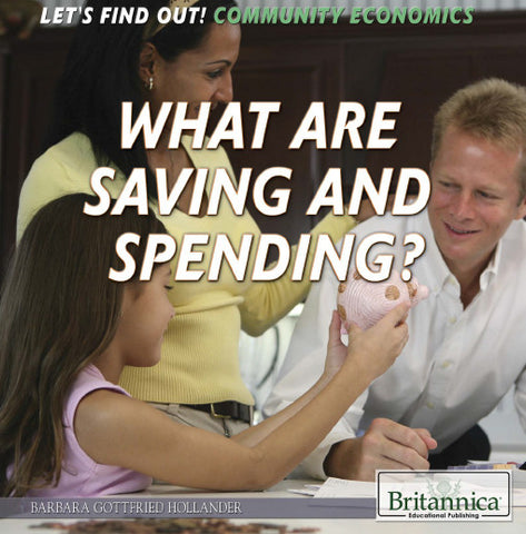 What Are Saving and Spending?