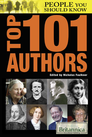 Top 101 Authors