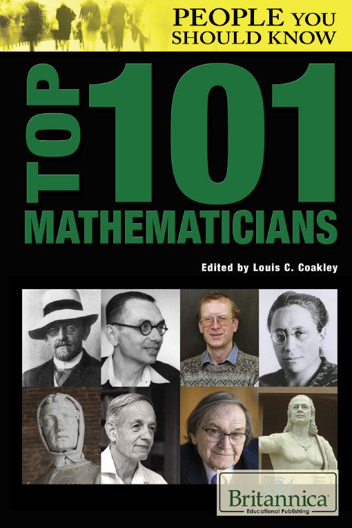 Top 101 Mathematicians
