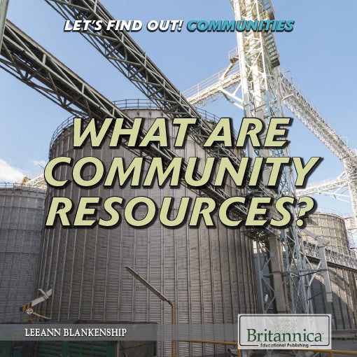 What Are Community Resources?