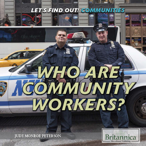 Who Are Community Workers?