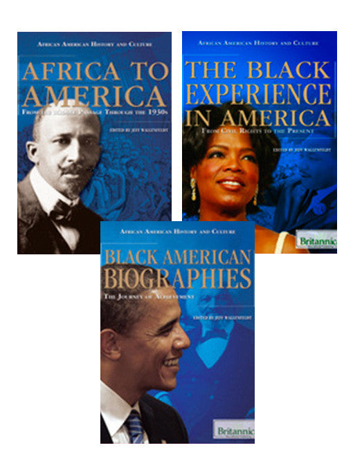 African American History and Culture Series