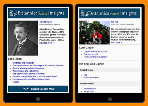Orange County Public Schools Britannica Renewal