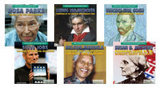Elementary Biographies Collection