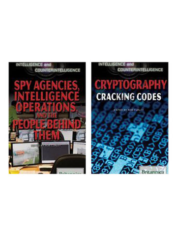 Intelligence and Counterintelligence Series