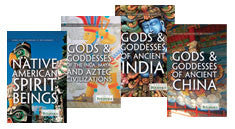 Gods & Goddesses of Mythology II Series