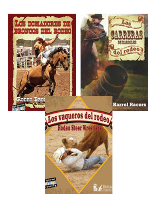 Todo sobre el rodeo/All About the Rodeo Series
