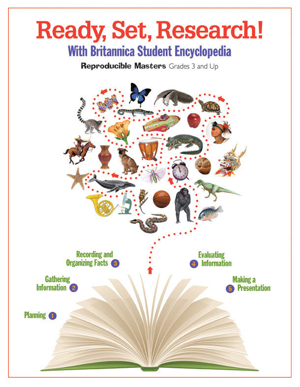 READY, SET, RESEARCH GUIDE for Britannica Student Encyclopedia